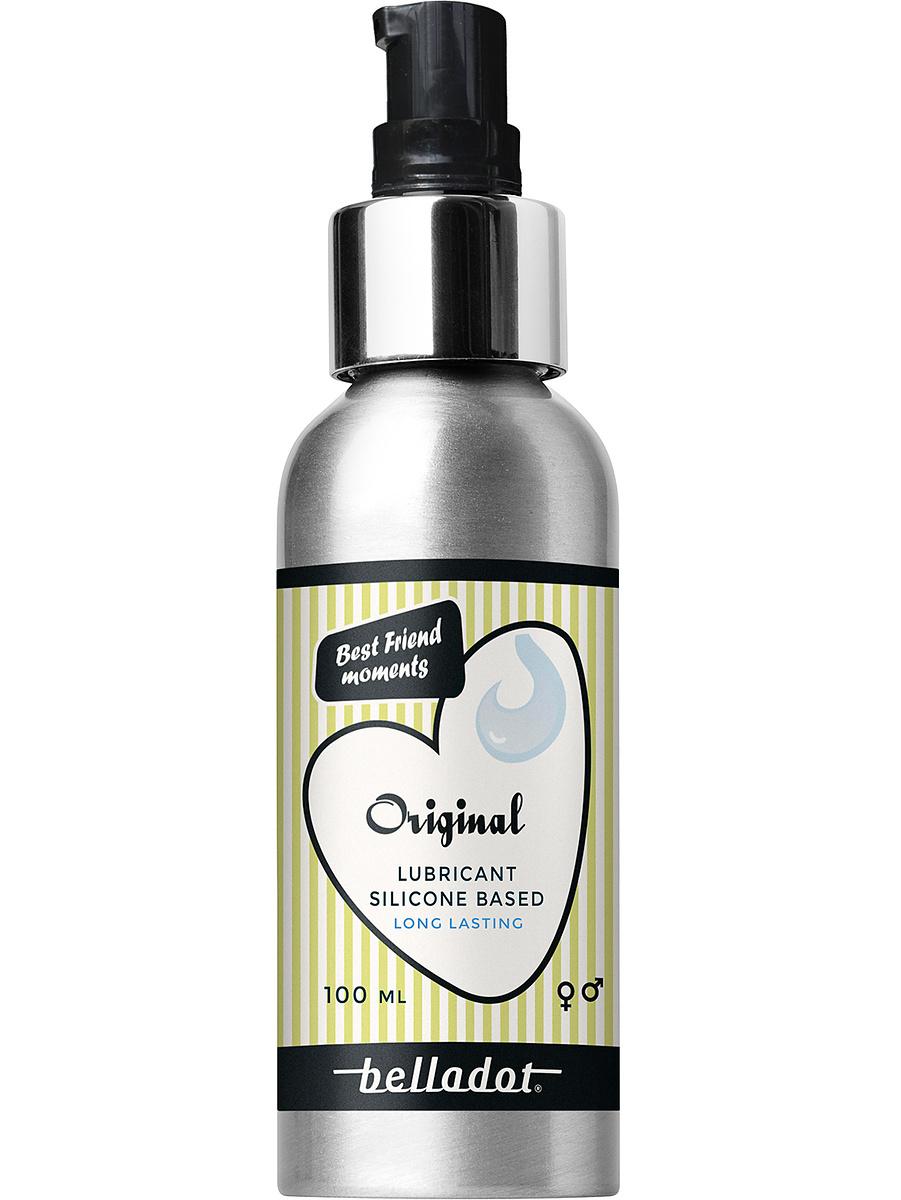 Belladot Original: Silikonbaserat Glidmedel, 100 ml