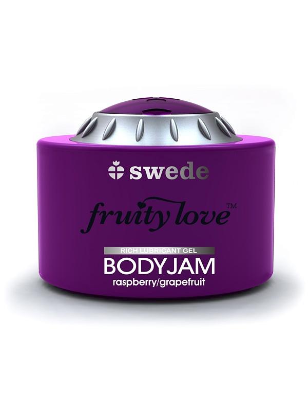 Swede Fruity Love: Bodyjam Hallon/Grape, 150 ml