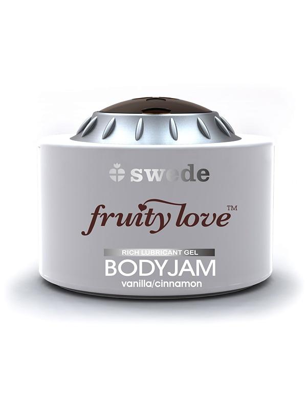 Swede Fruity Love: Bodyjam Vanilj/Kanel, 150 ml
