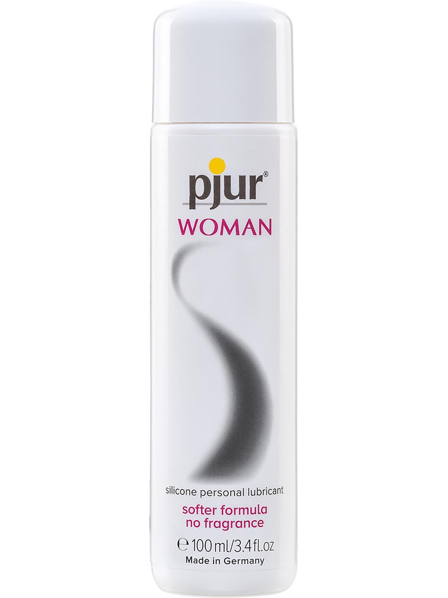 Pjur Woman Bodyglide: Silikonbaserat Glidmedel,100 ml | Glidmedel | Intimast.se - Sexleksaker