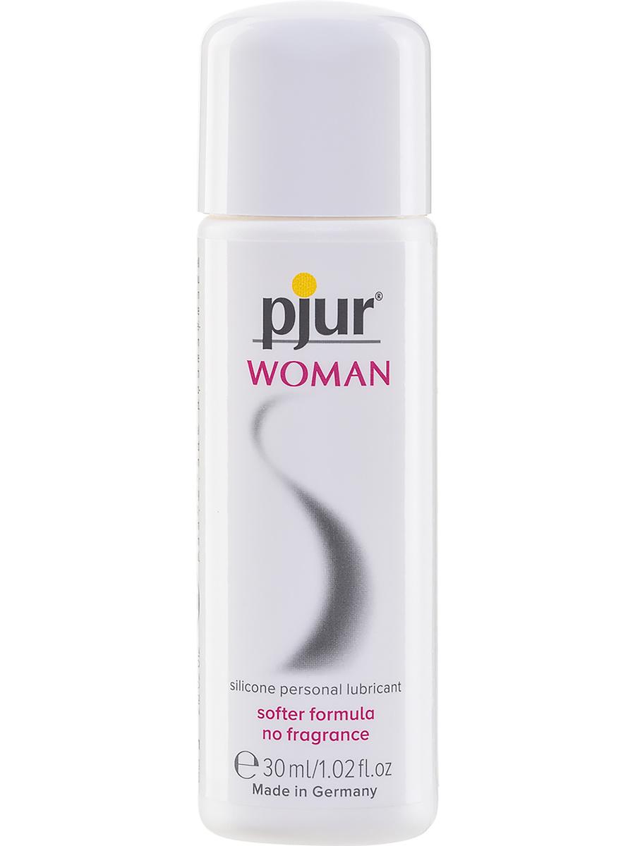 Pjur Woman Bodyglide: Silikonbaserat Glidmedel, 30 ml | Glidmedel | Intimast.se - Sexleksaker