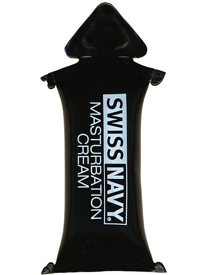 Swiss Navy: Masturbation Cream, 8 ml