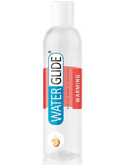 Waterglide Warming: Värmande Glidmedel, 150 ml