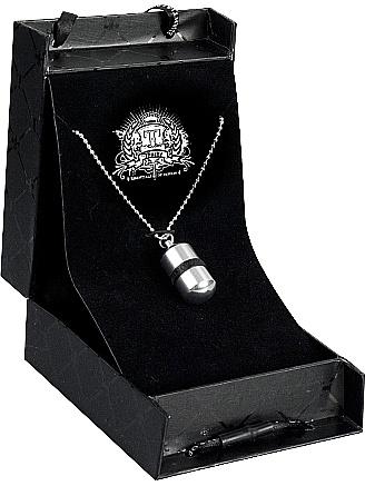 Touché Jewel: Vibrerande Smycke, silver