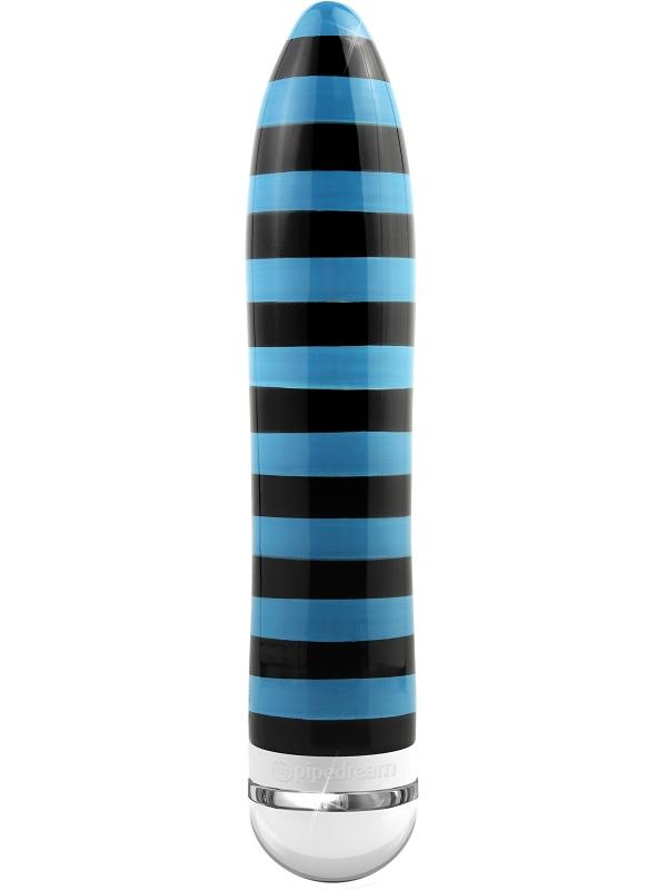 Pipedream: Ceramix No. 10, blå/svart