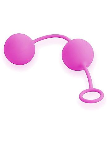 Shots Toys: Geisha Twin Balls Deluxe, rosa