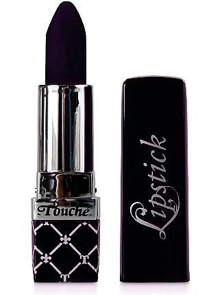 Touché High Class Lipstick: Minivibrator, svart