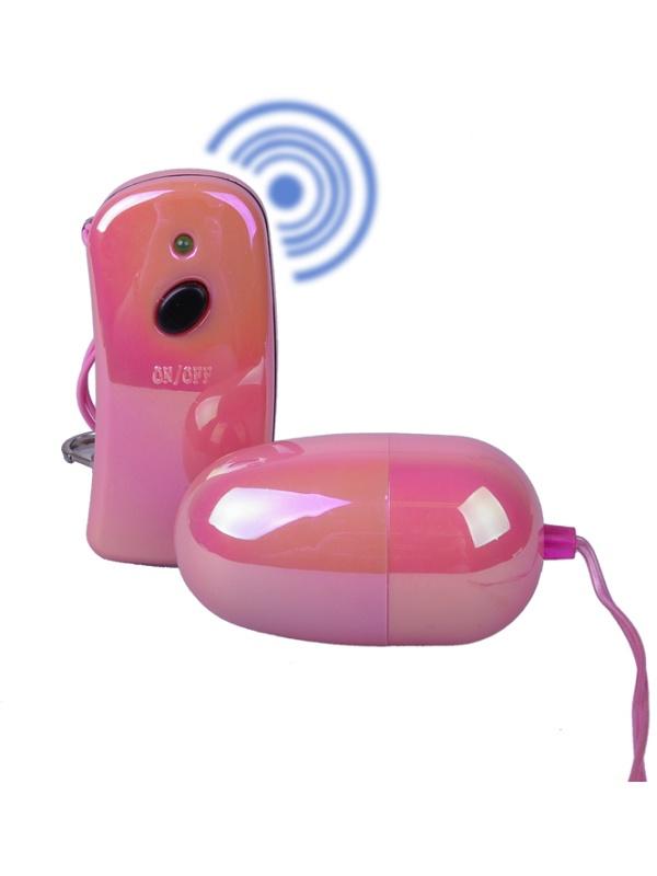 SevenCreations: Wireless Vibrating Egg