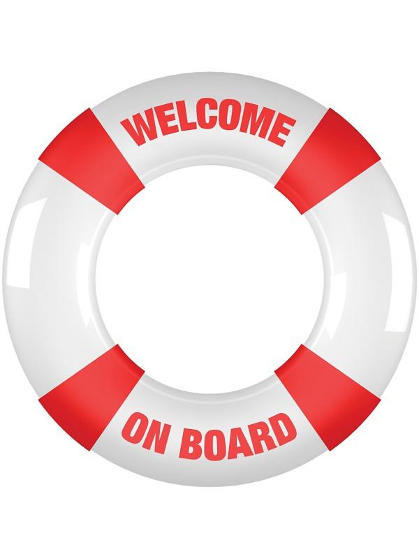 Penisring Livboj: Welcome on board