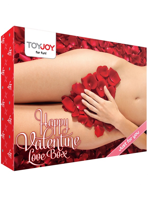Toy Joy: Happy Valentines Love Box