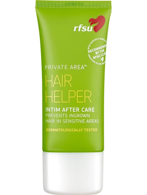 RFSU Hair Helper: Intim After Care