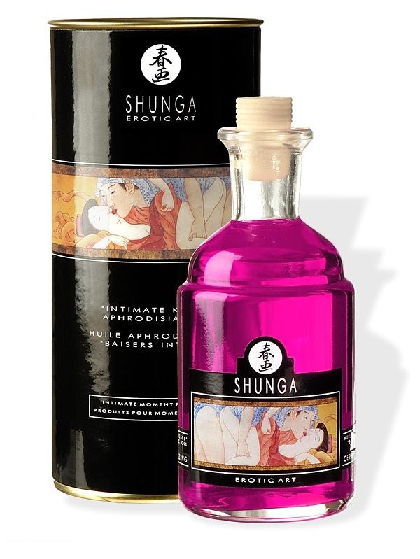 Shunga Aphrodisia Olja: Sensuell Mint, 100 ml