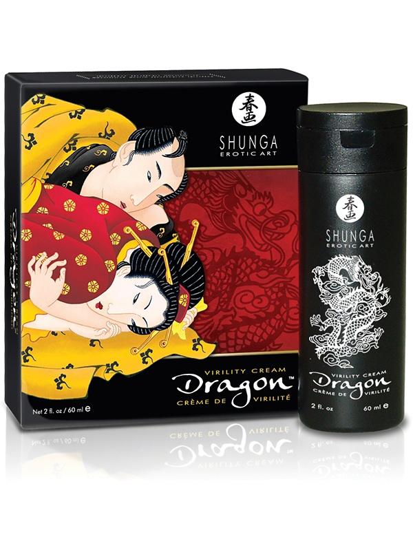 Shunga: Dragon Cream | För honom | Intimast.se - Sexleksaker