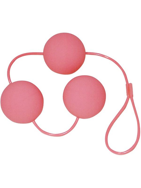 You2Toys: Velvet Pink Balls