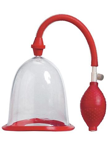 Breast Enlarger Pump, röd
