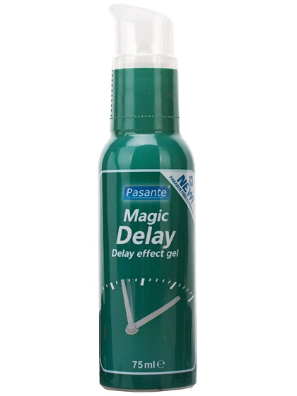Pasante: Magic Delay Effect Gel, 75 ml
