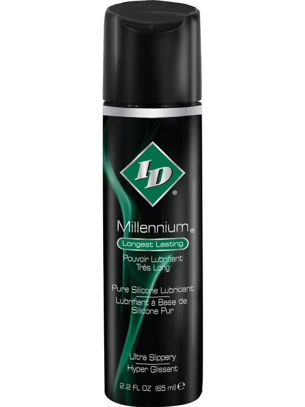 ID Lubricants: Millennium, Silikonbaserat Glidmedel, 65 ml