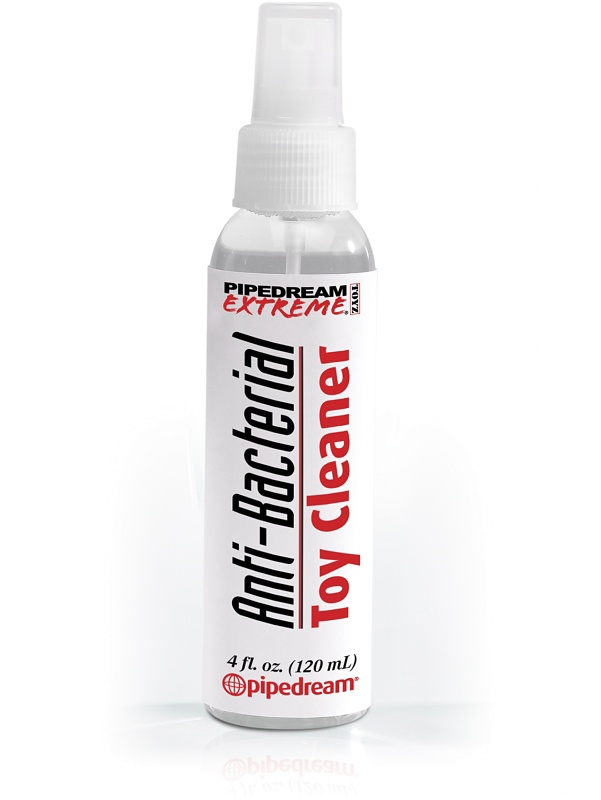 Pipedream Extreme: Anti-Bacterial Toy Cleaner, 120 ml