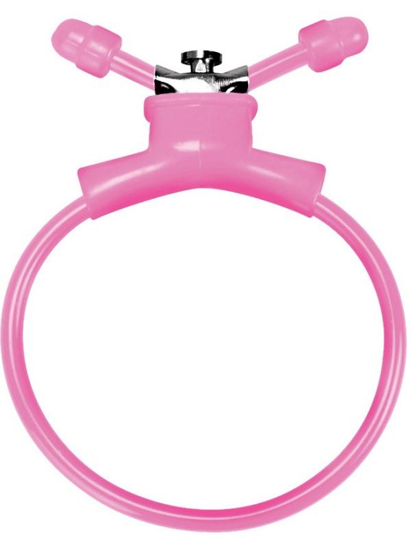 Shots Toys: Adjustable Cockring, rosa