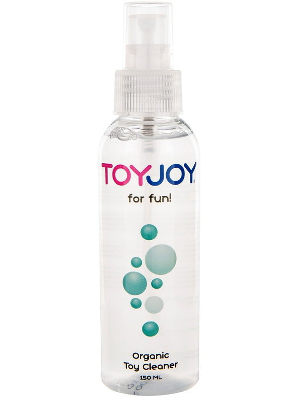 Toy Joy: Toy Cleaner Spray, 150 ml
