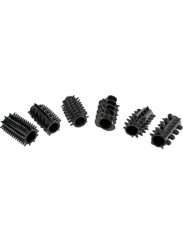 Toy Joy: Power Penis Sleeve Set, svart