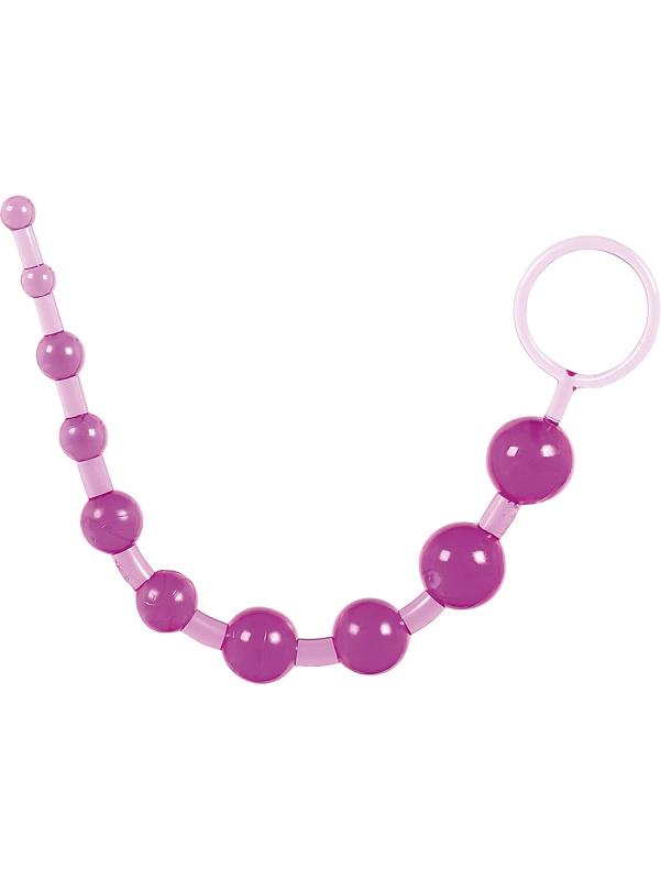 Toy Joy: Thai Toy Beads, lila