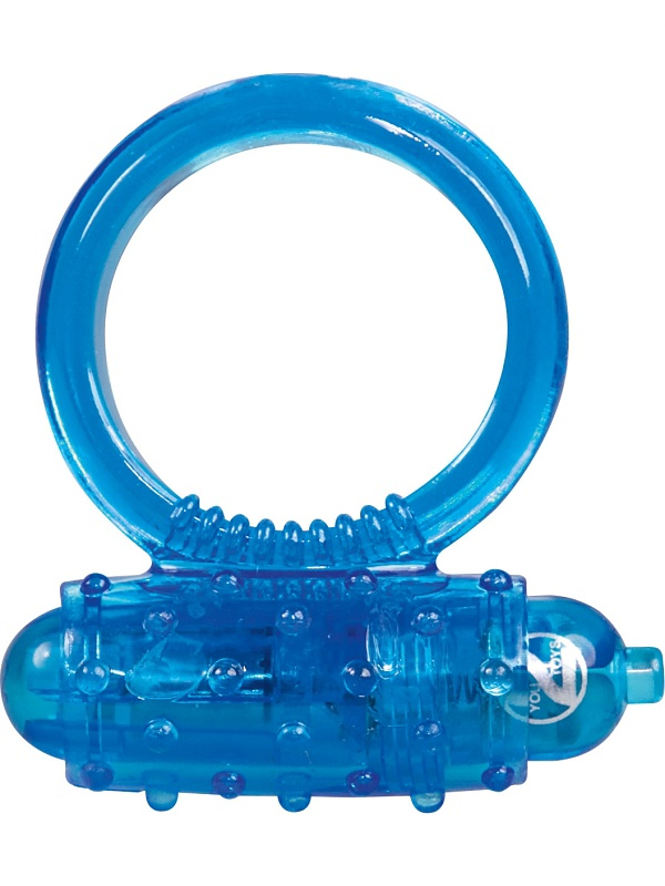 You2Toys: Vibro Ring, blå
