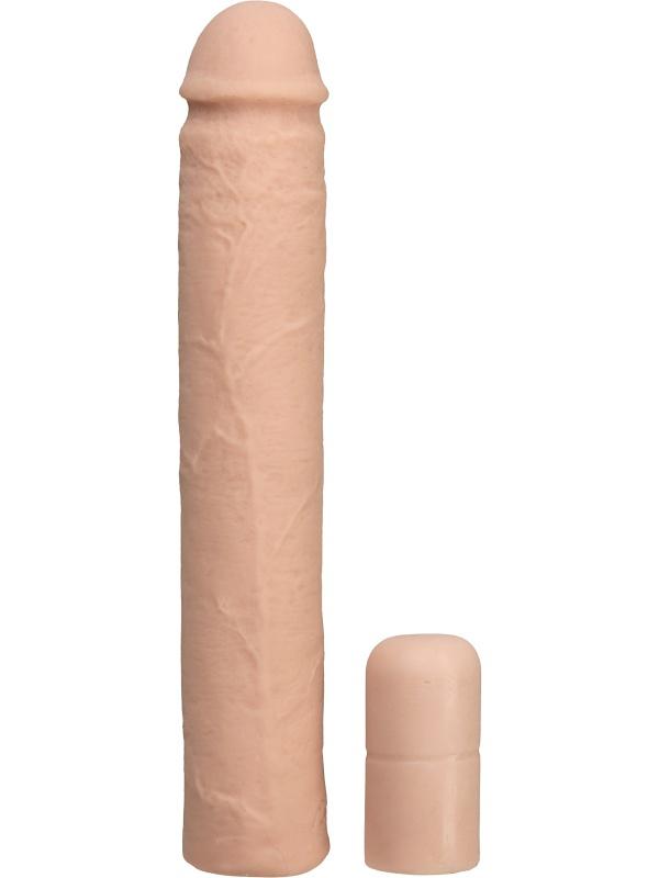 Doc Johnson: Xtend It Kit, Realistisk Penisförlängare, ljus