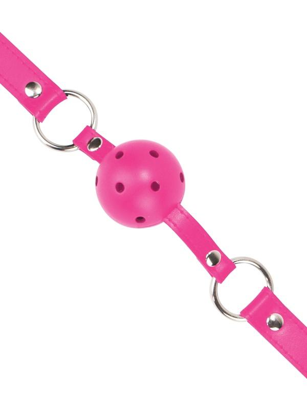 Ouch!: Ball Gag, rosa