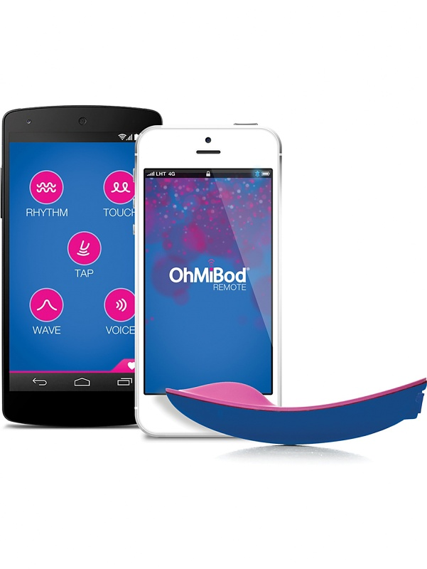 OhMiBod: BlueMotion NEX|1, Bluetooth/WIFI Stimulator