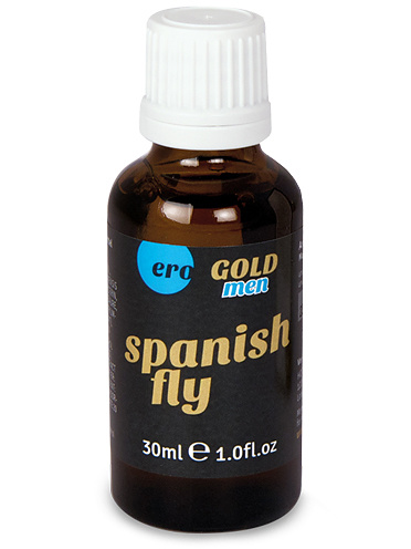 Ero: Gold Men, Spanish Fly, 30 ml
