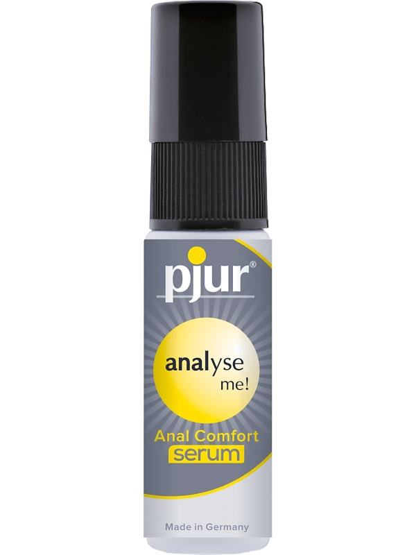 Pjur Analyse Me: Anal Comfort Serum, 20 ml
