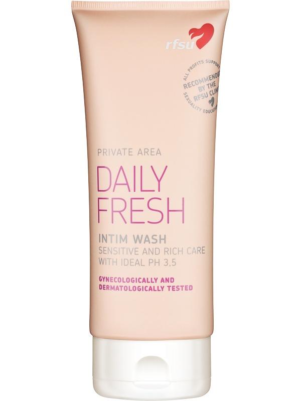 RFSU Daily Fresh: Intimtvätt, 200 ml
