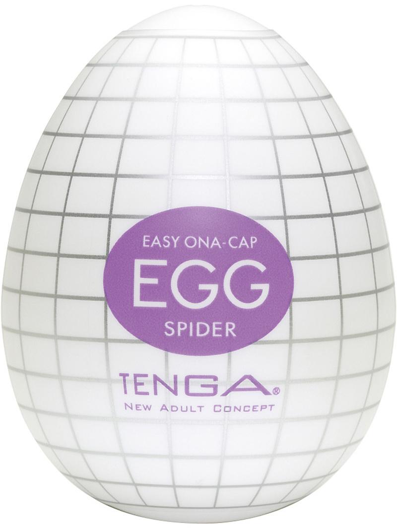 Tenga Egg: Spider, Runkägg