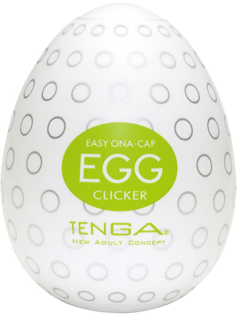 Tenga Egg: Clicker, Runkägg