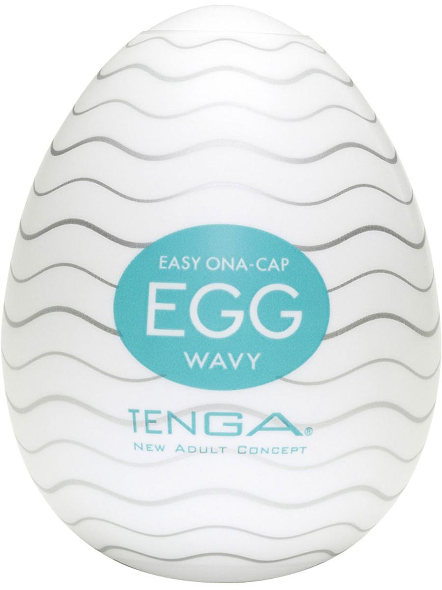 Tenga Egg: Wavy, Runkägg