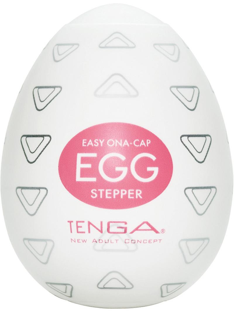 Tenga Egg: Stepper, Runkägg