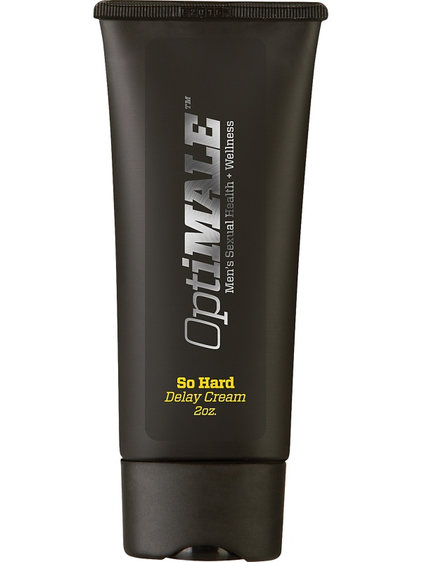Doc Johnson: OptiMALE, So Hard, Delay Cream, 59 ml