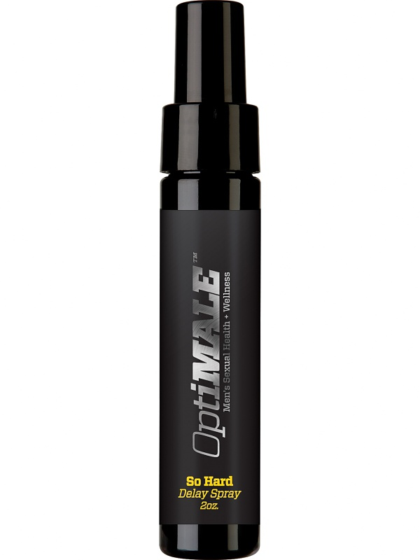 Doc Johnson: OptiMALE, So Hard, Delay Spray, 59 ml