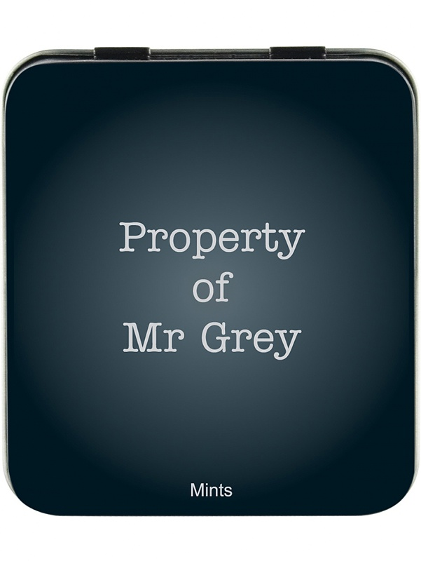 Property of Mr. Grey, Minttabletter
