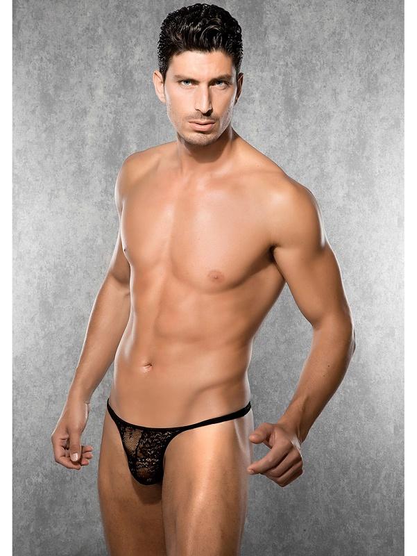 Doreanse: Lace String, svart | För honom | Intimast.se - Sexleksaker