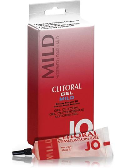 System JO: Clitorial Gel, Mild, 10 ml