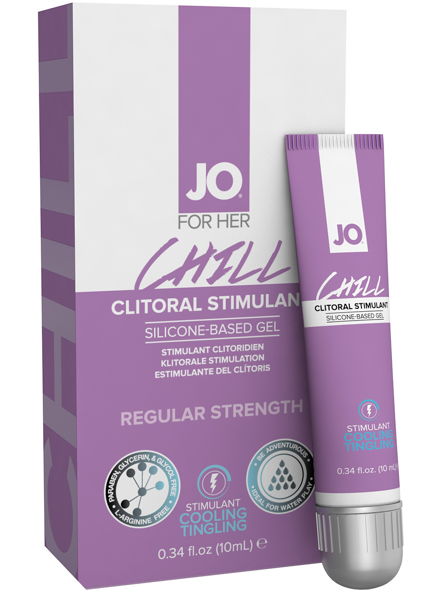 System JO: G-Spot Tingling Gel, Mild, 10 ml