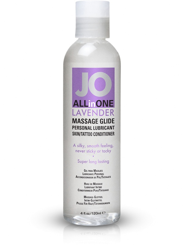 System JO: All-in-One, Lavender, 120 ml