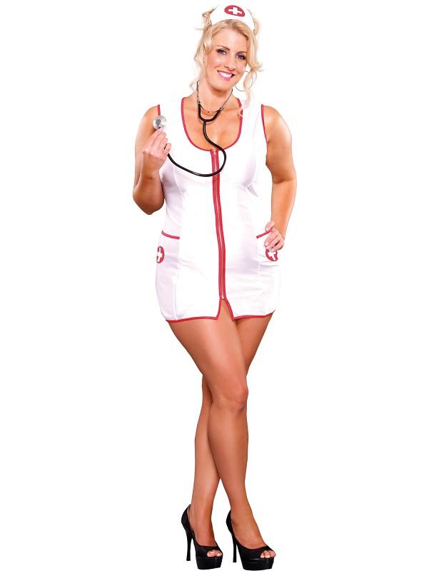 Cheap Thrills: Nurse Bettie, Queen Size