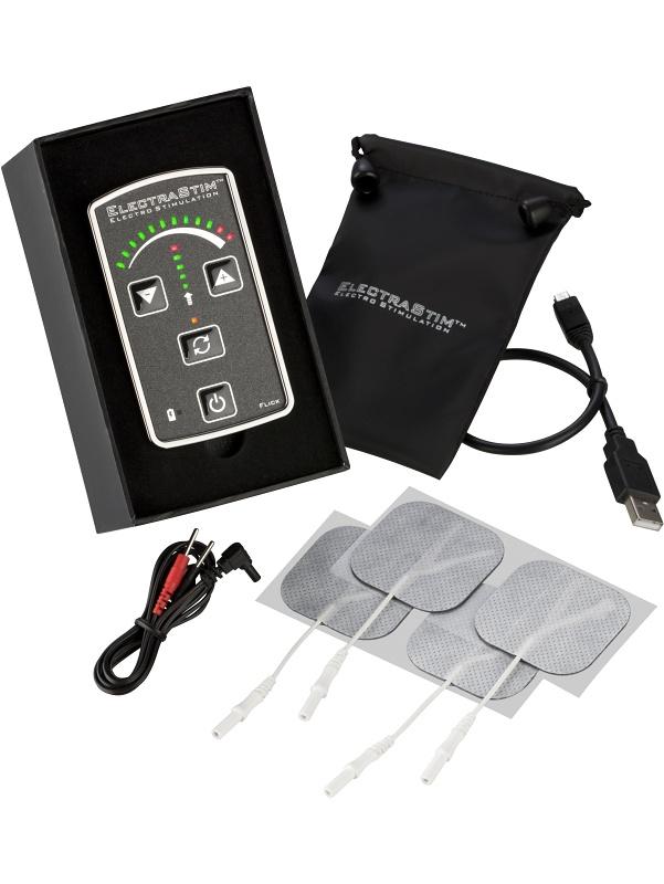 ElectraStim: Flick, Electro-Sex Stimulator Pack