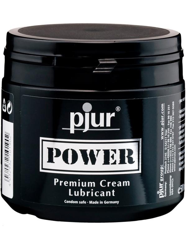 Pjur: Power, Premium Cream, 500 ml