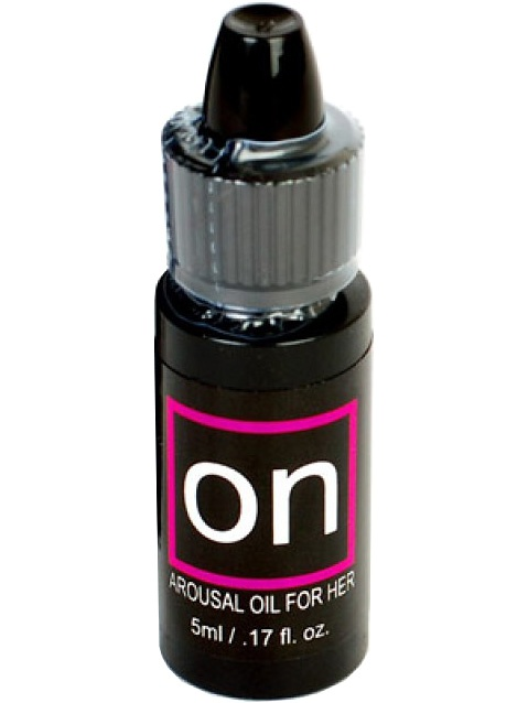 Sensuva: On, Natural Arousal Oil for Her, 5ml