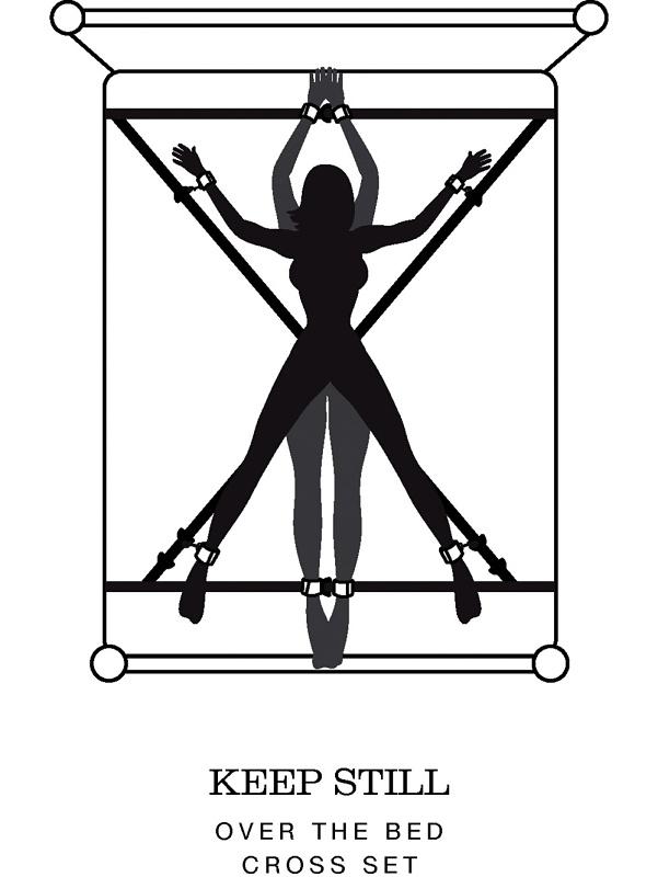 sexiga outfits bondage set