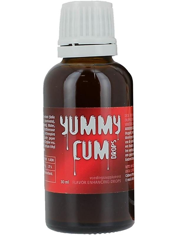 Cobeco: Yummy Cum Drops, 30 ml